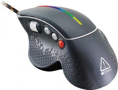 Мышь Canyon Apstar USB (CND-SGM12RGB)