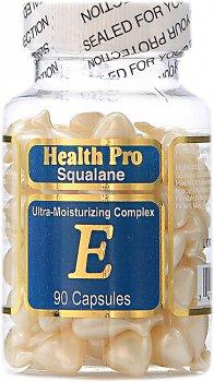 Ультра увлажняющий комплекс Nu-Health со скваланом и витамином Е для лица и шеи 650 мг (741360390669)