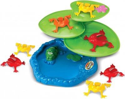 Гра Kingso Toys Стрибуча жаба (6910010107405)