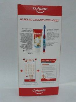 Набір дитячий Colgate Зубна паста 50 мл + зубна щітка + календар