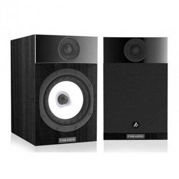 Полична акустика Fyne Audio F300 Black Ash