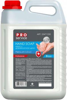Жидкое мыло PRO service PROtect с дезинфицирующим действием 5 л (4823071643770)