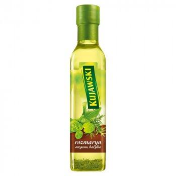 Олія ріпакова Kujawski з розмарином орегано базиліком 250 ml