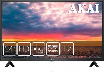 Телевизор Akai UA24DM2500T