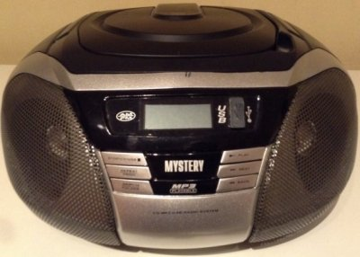 Музыкальный центр Mystery BM-6105U