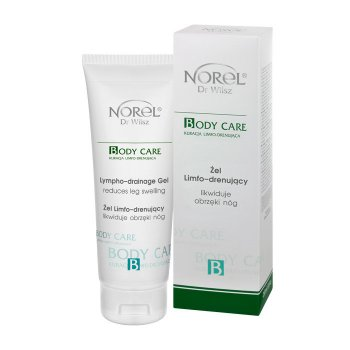 Гель для отекших ног Norel cooling and relaxing gel for heavy legs (DZ 141)
