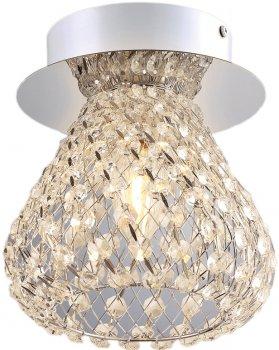 Светильник потолочный Arte Lamp A9466PL-1CC ADAMELLO 40W E14 хром (A9466PL-1CC)