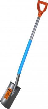 Лопата Gruntek Крот цельнометаллическая штыковая 1220 мм (295481011)