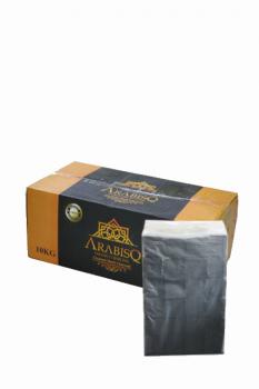 Вугілля кокосовий для кальяну ARABISQ 10кг