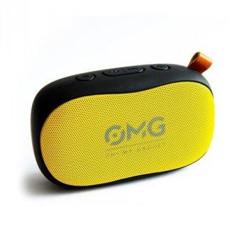 Акустическая системаOMG To Go 900 (Bluetooth) Yellow