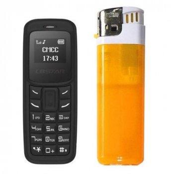 Міні мобільний телефон Gtstar BM30 Black