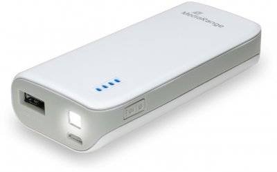 УМБ MediaRange USB 2.0 5200 mAh White (MR751)
