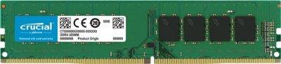 Оперативна пам'ять Crucial DDR4-2666 32768MB PC4-21300 (CT32G4DFD8266)