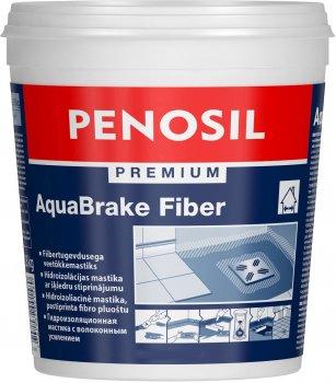 Мастика гідроізоляційна Penosil Premium AquaBrake Fiber 7 кг (Y0008)