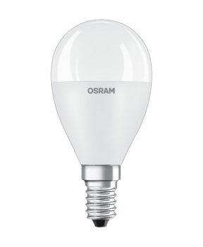 Лампа LED OSRAM Р75 8W 806LM Е14 4000K (11991252)