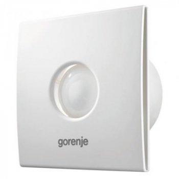 Вытяжной вентилятор Gorenje BVX100WS