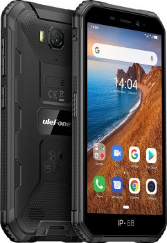 Смартфон Ulefone Armor X6 2\16GB black