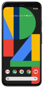 Смартфон Google Pixel 4 64GB Just Black Seller Refurbished