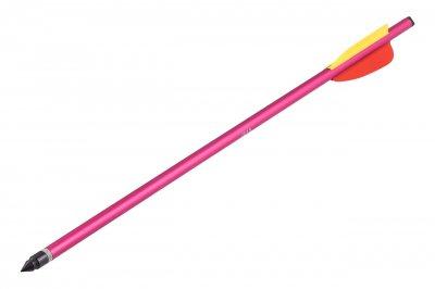 Стрелы для арбалета Man Kung AL14/6R 6 шт (алюминий)