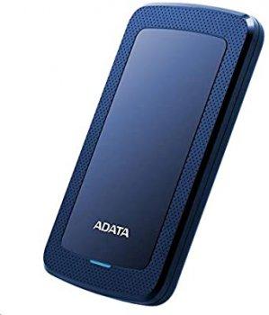 """Жорстку зовнішній диск A-DATA USB 3.2 Gen1 HV300 2TB 2,5"""" Синій (AHV300-2TU31-CBL)"""