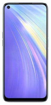 Мобильный телефон Realme 6 8/128GB White