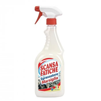 Универсальное чистящее средство Scansafatiche Марсельское мыло 750 мл