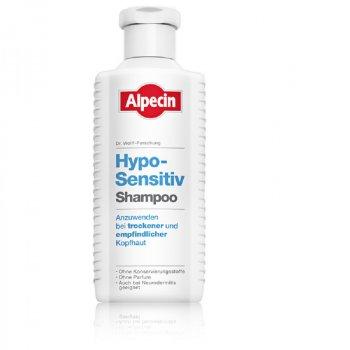 Шампунь для сухой и чувствительной кожи головы Alpecin Hypo-Sensitive Shampoo 250 мл (4008666205506)