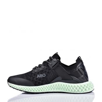 Кросівки спортивні чоловічі AL-A67-BL 46 Чорний