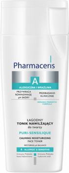 Нежный освежающий тоник для лица Pharmaceris А Puri-Sensilique 200 мл (5900717163812)