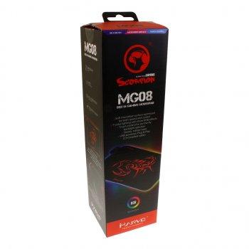 Коврик для мыши Marvo MG08 M RGB Lighting