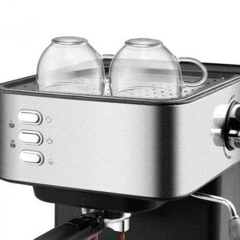 Кофемашина DSP KA3028 полуавтомат с капучинатором (2_007724)