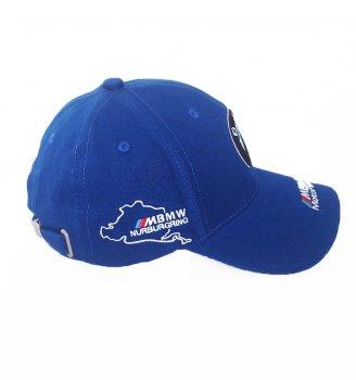 Автомобильная кепка БМВ Sport Line 3703 57-60 цвет синий