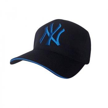 Мужская бейсболка NY Sport Line 5306 57-60 цвет черный