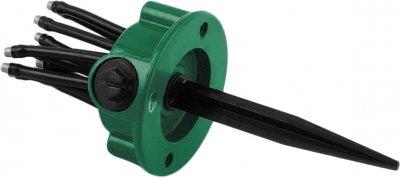 Зрошувач Water Sprinklers 360 для поливання 360° (2000992398831)