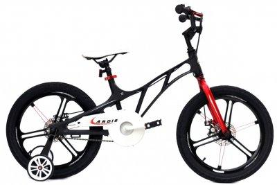 """Детский велосипед Ardis Pilot 18"""" 10"""" Черный (04862-Ч)"""