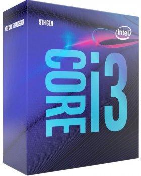Процесор Intel Core i3-9100 BX80684I39100 (s1151, 3.6 GHz) Box (6514160)