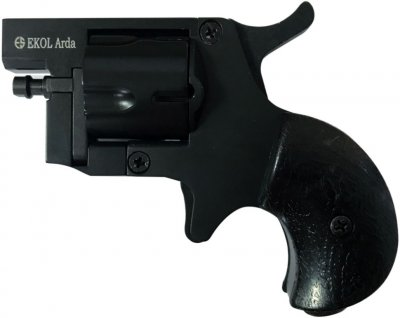 Стартовий револьвер Ekol Arda 8mm black