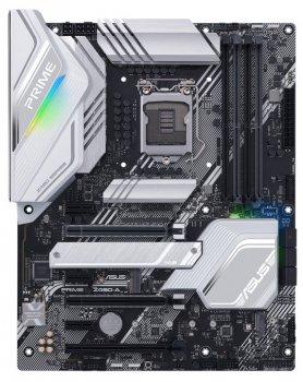 Материнська плата Asus Prime Z490-A (s1200, Intel Z490, PCI-Ex16)