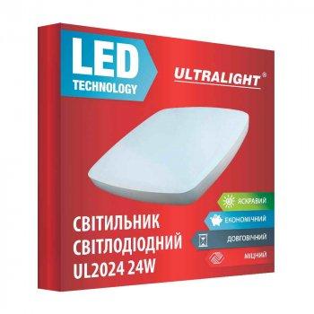 Настенный LED светильник UL 2015 24W