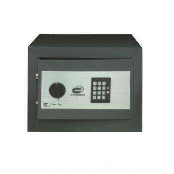 Сейф мебельный Standers 25Hх35Wх25D электронный (11655392)