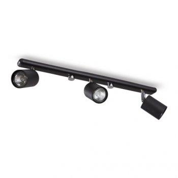 Спот поворотний N&B Light Глейз 3х35W GU10 (11857195)