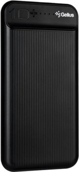УМБ Gelius Pro Torrent 2 GP-PB10-151 10000 mAh Black (2099900784231)