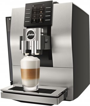 Кофемашина эспрессо Jura Z6 Aluminium