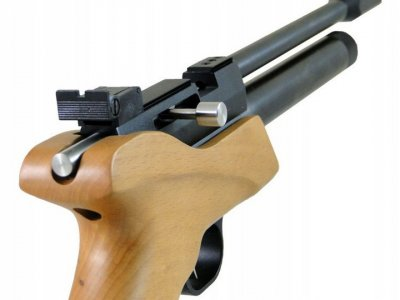 Пістолет CO2 Artemis CP1 4.5 мм
