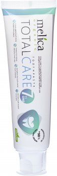 Зубная паста Melica Organic Total 7 Комплексный уход 100 мл (4770416003594)