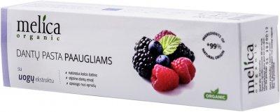 Зубная паста Melica Organic Ягодный микс 100 мл (4770416003624)