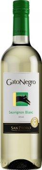 Упаковка вина Gato Negro Sauvignon Blanc белое сухое 13% 0.75 л х 6 шт (17804300010642)