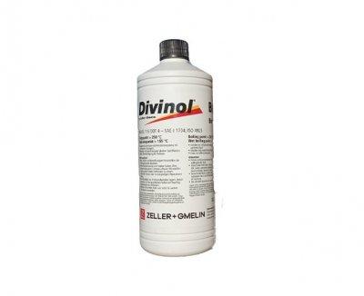 Високоякісна синтетична гальмівна рідина Bremsflussigkeit DOT-4 1л (62170)