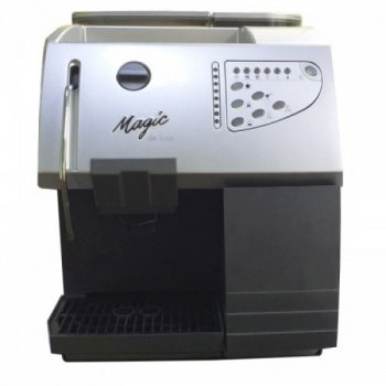 Многофункциональная профессиональная кофемашина c автоматической очисткой от накипи Saeco Magic Comfort Plus New line Redesign, б/у