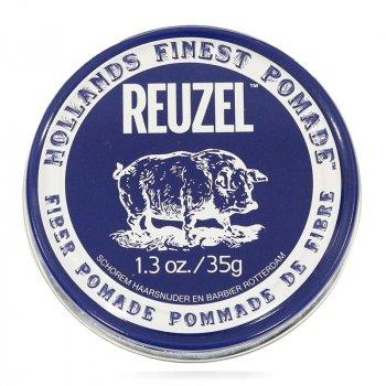 Паста для волосся Reuzel Fiber Pomade середня фіксація 35 г